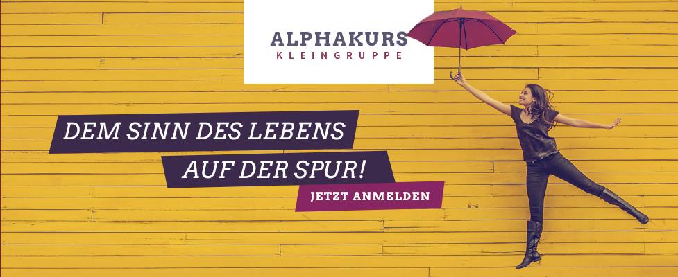 Alphakurs 2017 @ FCG Bistroraum (Erdgeschoss) | Wiesbaden | Hessen | Deutschland