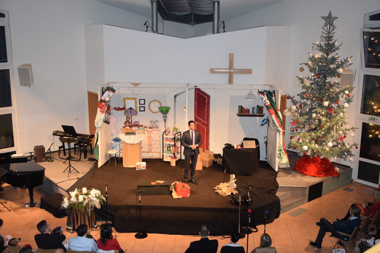 Weihnachtsgottesdienst 2014