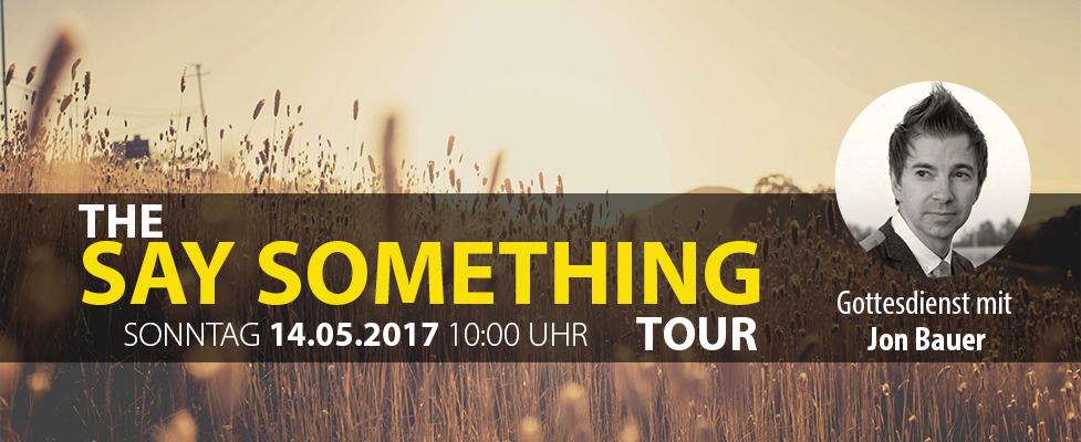 Gottesdienst mit Jon Bauer @ FCG Wiesbaden | Wiesbaden | Hessen | Deutschland